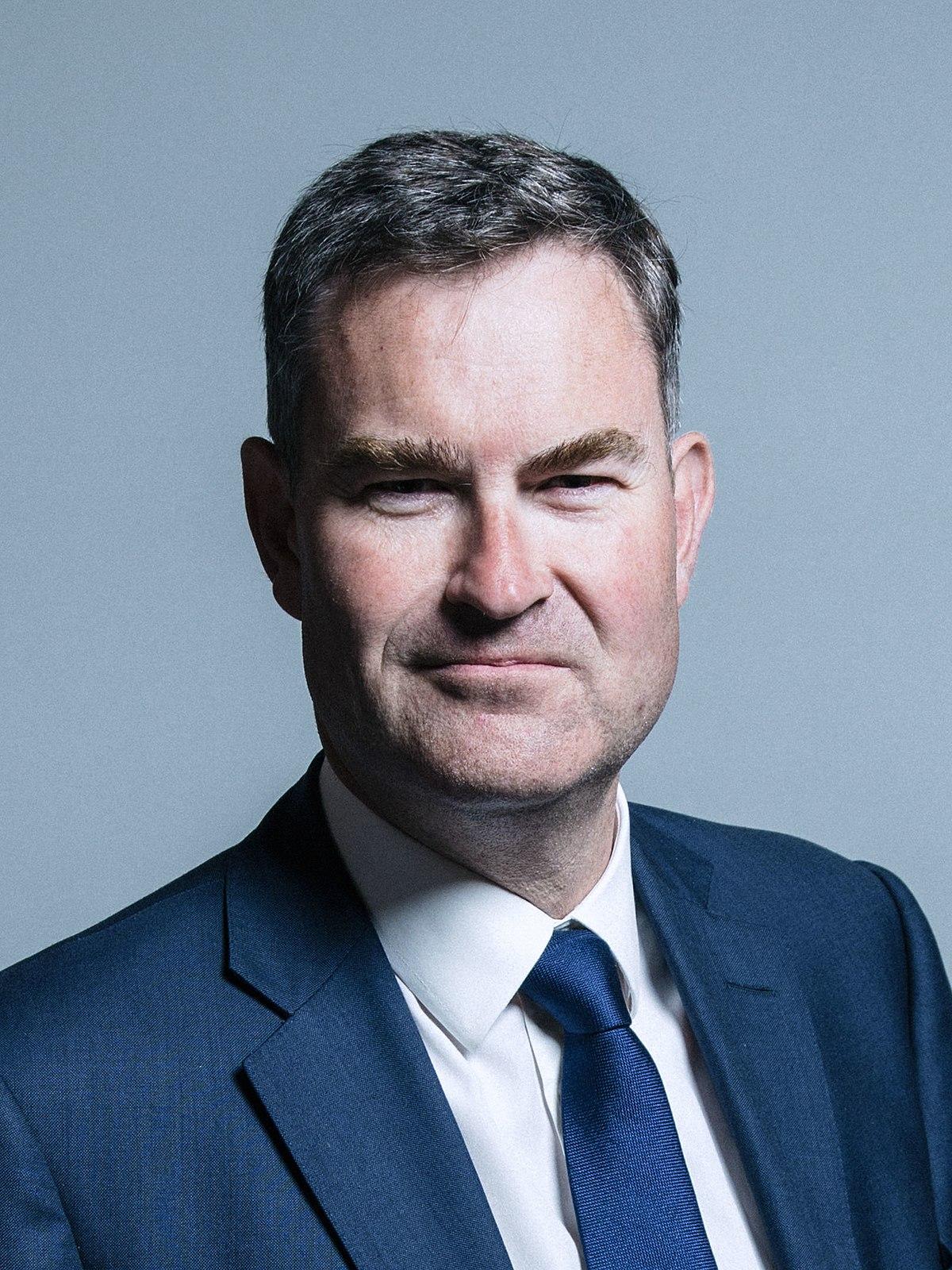 David Gauke - UK Parliament official portraits 2017