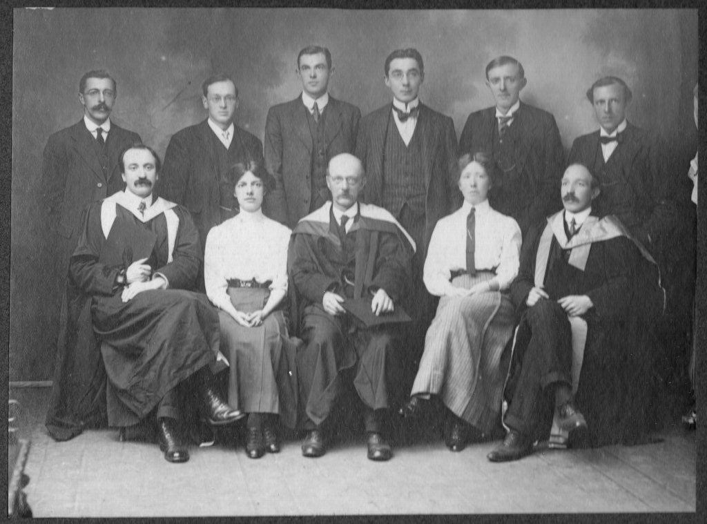 Teachers at Granby Street School, Liverpool