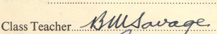 Savage signature001